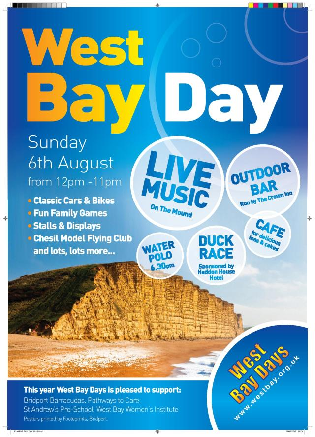 A3 WEST BAY DAY 2017
